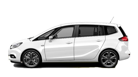 Opel Zafira Coche Familiar Opel Espaa